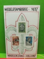 Wereldjamboree 1937, Vogelenzang Holland - Scoutismo