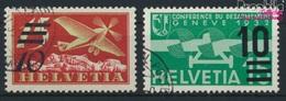 Schweiz 285-286 (kompl.Ausg.) Gestempelt 1935 Aufdruck (9036565 - Used Stamps