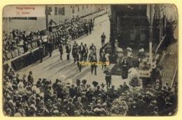 Coeln Köln # Enthüllung Denkmal Kaiser Friedrich Auf Hohenzollernbrücke 22. Mai 1911 In Gegenwart Kaiser U. Kaiserin - Köln