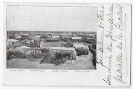 Cpa Bon Etat , Cisjordanie ,adresse Au Verso Vue De Jericho - Giordania