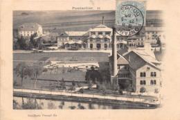 PONTARLIER - Distillerie Pernod Fils - Pontarlier