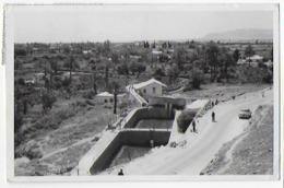 Cpsm  Bon Etat  9x14cm ,  Cisjordanie ,adresse Au Verso,  Beaux Timbres  Vue Du Vieux Jericho , Rare - Giordania