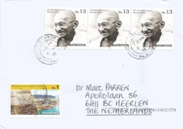 Mauritius 2019 Port Louis Mahatma Gandhi Harbour Cover - Mahatma Gandhi