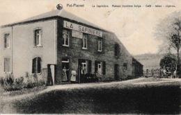 Vresse-sur-Semois Pré-Pierret La Sapinière Maison Frontière Belge Café Tabac Cigares édit Poncelet Sugny - Vresse-sur-Semois