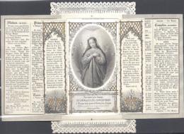 Image Pieuse Petit Office De L'Immaculée Conception - Imágenes Religiosas
