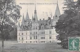 58 - POUILLY Sur LOIRE : Chateau Du Nozet Près De Pouilly - CPA Village ( 1.675 Habitants ) - Nièvre - Pouilly Sur Loire