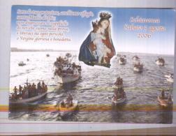 CORIGLIANO....SCHIAVONEA...MADONNA A MARE...BARCHE...CALABRIA - Italy