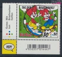 RFA (FR.Allemagne) 3331 (complète.Edition.) Oblitéré 2017 Comicfüchse Fix Et Foxi (9369802 (9369802 - Used Stamps
