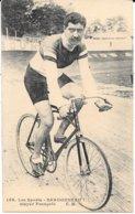 SPORTS - CYCLISME - BARDONNEAU Stayer Français - N° 158 - C.M. - Cyclisme