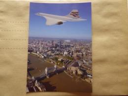CONCORDE   BRITISH AIRWAYS - 1946-....: Ere Moderne