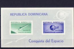 SPACE - Satellite - DOMINICA - S/S Imp. MNH - Spazio