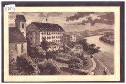 MUMPF AM RHEIN - HOTEL SOOLBAD SONNE - TB - AG Argovie