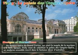 CPM - N5 - ALLIER - VICHY - LE PALAIS DES CONGRES OPERA - Vichy