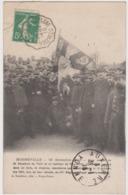 Mogneville 18 Decembre 1914 Deux Soldat Français Du (68eme) Escadron Du Train Et Un Habitant De Mogneville Etc - France