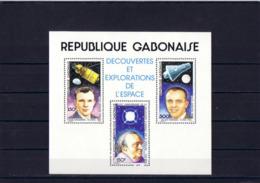 SPACE - Shepard - GABON - S/S MNH - Spazio