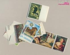 San Marino Postfrisch Tierkreiszeichen 1970 Tierkreiszeichen, DIsney, Rotary U.  (9350611 - San Marino