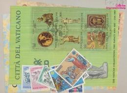 "Vatikanstadt Gestempelt Jahr Der Erl""sung 1983 Vatikanische Kunstwerke U.a.  (9371893 - Vatikan"