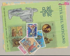 "Vatikanstadt Gestempelt Jahr Der Erl""sung 1983 Vatikanische Kunstwerke U.a.  (9371904 - Vatikan"