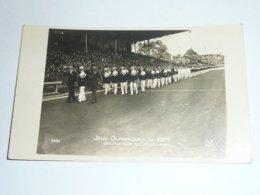 JEUX OLYMPIQUE DE 1924 - DELEGATION DES ETATS-UNIS - CARTE POSTALE MADE IN FRANCE / FABRIQUE EN FRANCE - PARIS (AE) - Olympic Games