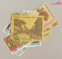 Vatikanstadt Gestempelt Gregor Mendel 1984 Gregor Mendel, Kasimir U.a.  (9371895 - Vatikan