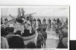 SAINTE MARIES DE LA MER N  408  BENEDICTION DE LA  MER   PERSONNAGES GROS PLAN  DEPT 13 - Saintes Maries De La Mer