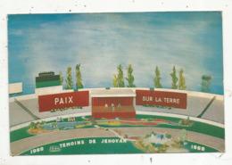 Cp, Religion, TEMOINS DE JEHOVAH , Assemblée Internationale , Stade De COLOMBES ,1969, Vierge - Ohne Zuordnung