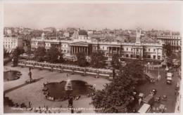Trafalgar Square & Nationalgalerie, London, Nicht Gelaufen Um 1920, Sehr Gute Erhaltung - London