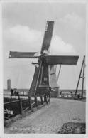 Windmolen Windmill Moulin Molen St Philipsland Foto Fotokaart   Barry 1272 - Moulins à Vent