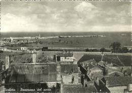 Barletta (Puglia) Panorama Del Porto, View Of The Harbour, Vue Du Port - Barletta