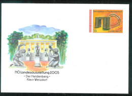 Österreich 2004: Mi.-Nr. U 122:  Briefmarken-Jugendausstellung   **. - Entiers Postaux