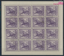 Rumänien 1099Klb Kleinbogen Gestempelt 1948 Balkanspiele (9371797 - 1918-1948 Ferdinand I., Charles II & Michel