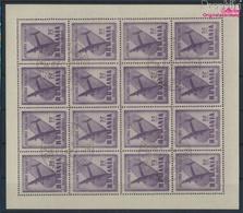 Roumanie 1099Klb Feuille Miniature Oblitéré 1948 Balkans Jeux (9371797 (9371797 - 1918-1948 Ferdinand I., Charles II & Michel