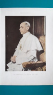Sa Sainteté Le Pape Pie XII - Plakate