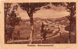 UDVOZLET MATRASZENTIMREROL-1922 - Ungheria