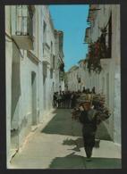 Espagne - ALBANCHEZ ( Almeria ) Rue Général Mola ( Un Homme Avec Un Fagot Sur Le Dos ) - Vari