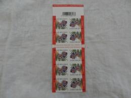 Belgique - Carnet De 10 Timbres Neufs  50gr - 2002 - Fleurs - Crocus Mauve - Carnets 1953-....