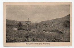 Ukraine. Germany. Carpathians. War 1914-15. Repenje. Mizhhirya Region. Soldiers Cemetery. Galizien.Galicia. Karpathen - Oekraïne