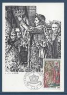 France - Carte Maximum - Le Sacre De Napoléon - Paris - 1973 - Maximum Cards