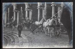 75, Paris, N°35, Les Journees Italiennes,parc De Versailles, Visite De La Colonnade - Autres