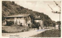 CRECHETS-LASGRAVES   = La Poste  : Route De Mauléon à Loures   1060 - Frankreich