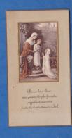 Image Religieuse Ancienne - Communion De Colette COGNé - 2 Avril 1931 & 28 Mai 1936 - Imágenes Religiosas