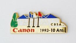 Pin's Arthus Bertrand Canon - CHE/CBJ - Arthus Bertrand