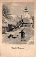 VESELE VIANOCE-1937 - Slovacchia