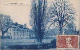 CP1 - 138 - GRIGNY - LE CHATEAU DE L'ARBALETE ET LES COMMUNS - Grigny