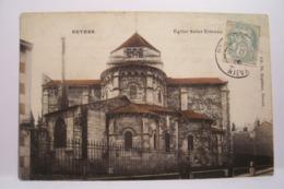 NEVERS   - Eglise  Saint-Etienne - Nevers