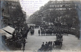 75, Paris, N°37, Les Journees Italiennes, Perspective De L'avenue De L'Opera - Autres