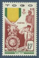 TOGO 1952 YT 255** - Togo (1914-1960)