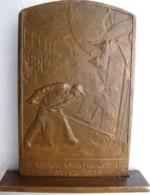 Médaille Hommage à Nos Prisonniers Et Déportes 1940 – 1945 John Cockerill, Par Devreese /Lemaire - België
