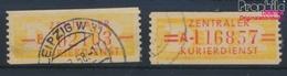 DDR DB16-DB17 (kompl.Ausg.) Gestempelt 1958 Zentraler Kurierdienst (9361487 - Service