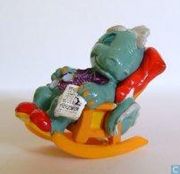 Dapsy Dino Family 1997  / Opa Ohne Sorge - Ü-Ei